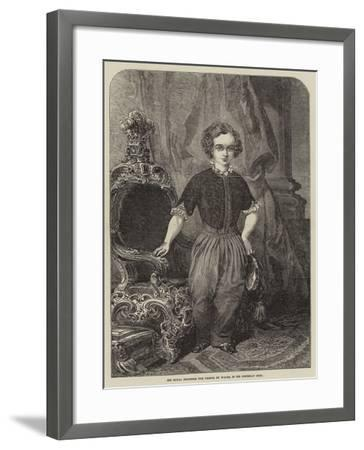 His Royal Highness the Prince of Wales, in His Birthday Suit-Henry Anelay-Framed Giclee Print