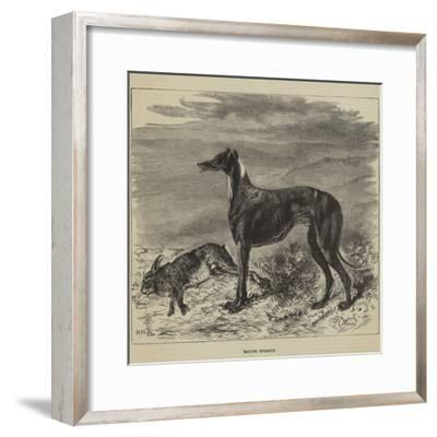 Master M'Grath-Harrison William Weir-Framed Giclee Print