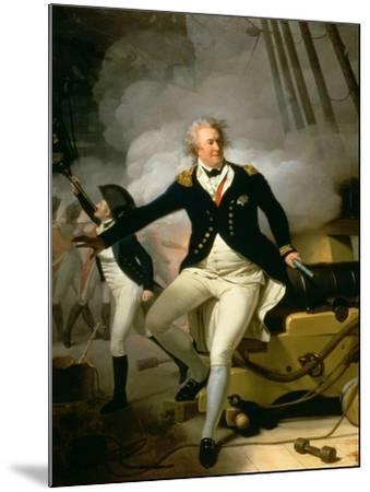 Admiral Adam Duncan, 1st Viscount Duncan of Camperdown (1731-1804) 1798-Henri-Pierre Danloux-Mounted Giclee Print