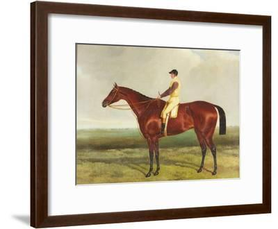 Bee's Wing', C.1840-45-Harry Hall-Framed Giclee Print