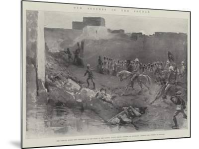 Our Success in the Soudan-Henry Charles Seppings Wright-Mounted Giclee Print