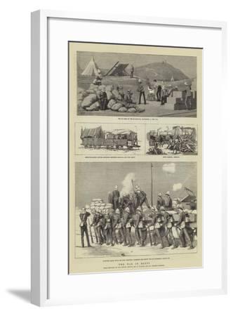 The War in Egypt-Henry Marriott Paget-Framed Giclee Print