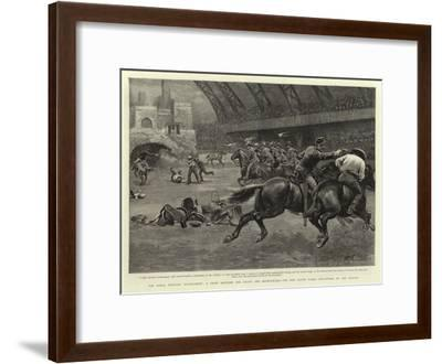 The Royal Military Tournament-Henry Marriott Paget-Framed Giclee Print