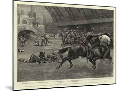 The Royal Military Tournament-Henry Marriott Paget-Mounted Giclee Print