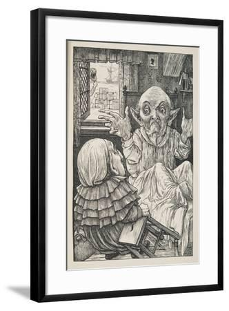 But Oh-Henry Holiday-Framed Giclee Print