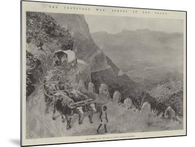 The Transvaal War, Scenes at the Front-Henry Charles Seppings Wright-Mounted Giclee Print