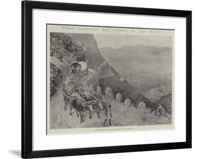 The Transvaal War, Scenes at the Front-Henry Charles Seppings Wright-Framed Giclee Print