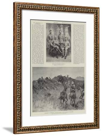 The Defenders of Kimberley-Henry Charles Seppings Wright-Framed Giclee Print