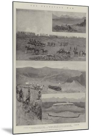 The Transvaal War-Henry Charles Seppings Wright-Mounted Giclee Print