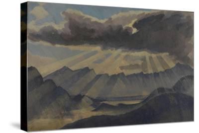 Hohfluh, Switzerland-Henry Clarence Whaite-Stretched Canvas Print