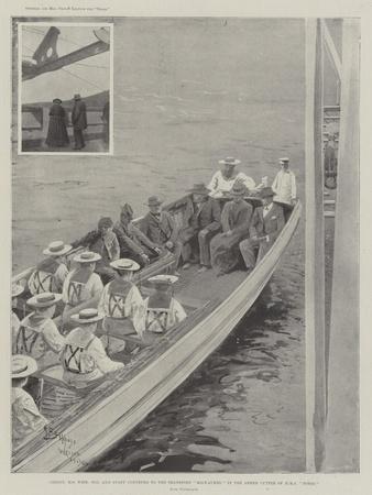 Cronje-Henry Charles Seppings Wright-Framed Giclee Print