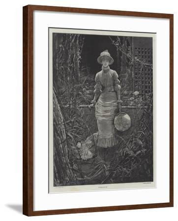 They Were Married-Henry Stephen Ludlow-Framed Giclee Print