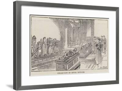 The New National Portrait Gallery-Henry William Brewer-Framed Giclee Print