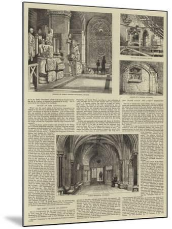 The Corporation of London-Henry William Brewer-Mounted Giclee Print