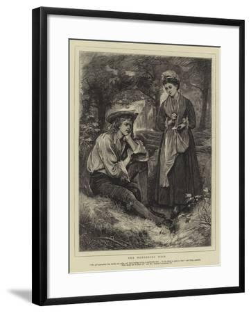 The Wandering Heir-Henry Woods-Framed Giclee Print