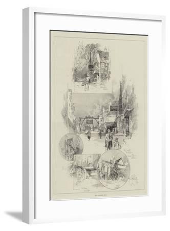 Old Coaching Inns-Herbert Railton-Framed Giclee Print