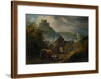 Glastonbury, Somerset-Henry Perlee Parker-Framed Giclee Print