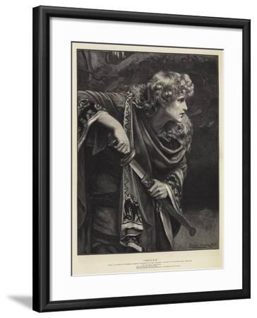Imogen-Herbert Gustave Schmalz-Framed Giclee Print