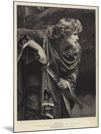 Imogen-Herbert Gustave Schmalz-Mounted Giclee Print