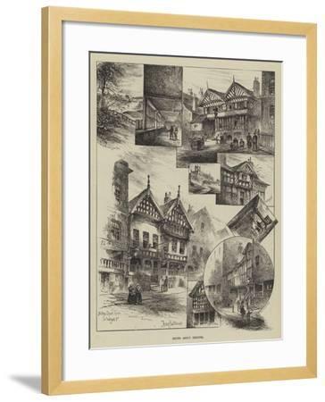 Round About Chester-Herbert Railton-Framed Giclee Print