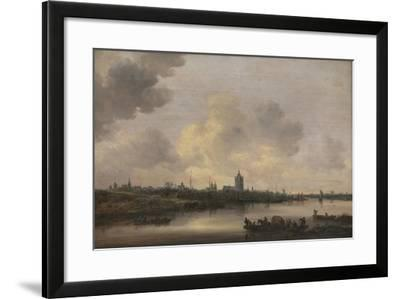 View of the City of Arnhem, 1646-Jan Van Goyen-Framed Giclee Print