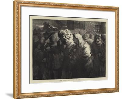 The Fugitives from Chicago-James Dawson Watson-Framed Giclee Print