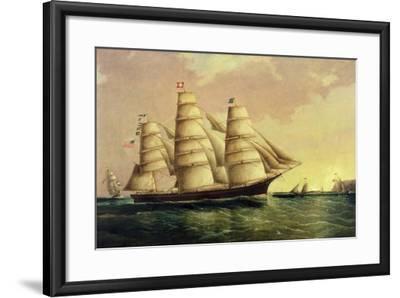 Valparaiso-James E^ Buttersworth-Framed Giclee Print