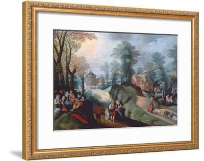 Summer-Jacob Grimmer-Framed Giclee Print