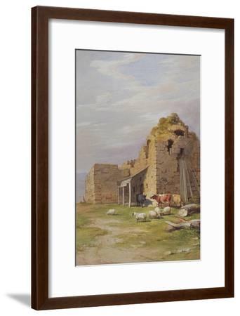 Colqhouny Castle, 1841-James Giles-Framed Giclee Print