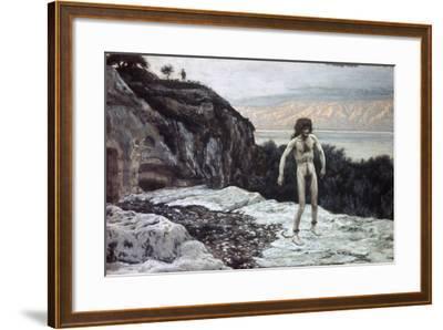 My Name Is Legion-James Jacques Joseph Tissot-Framed Giclee Print