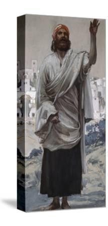 Hosea-James Jacques Joseph Tissot-Stretched Canvas Print