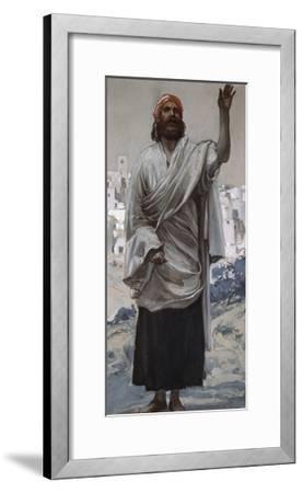 Hosea-James Jacques Joseph Tissot-Framed Giclee Print