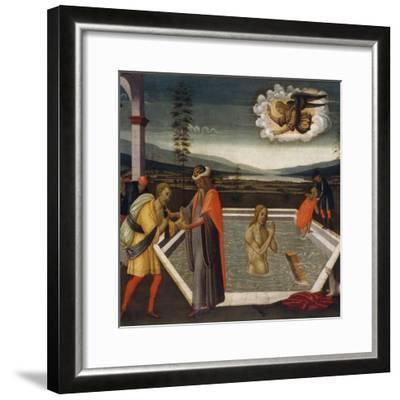 Probatic Pool-Jacopo Del Sellaio-Framed Giclee Print