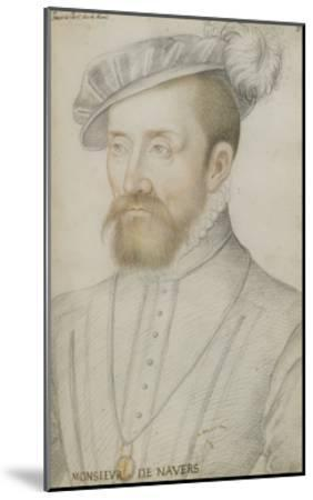 François De Cleves-Jean Clouet-Mounted Giclee Print