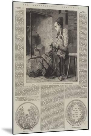 The International Exhibition-Johan Fredrik Hockert-Mounted Giclee Print