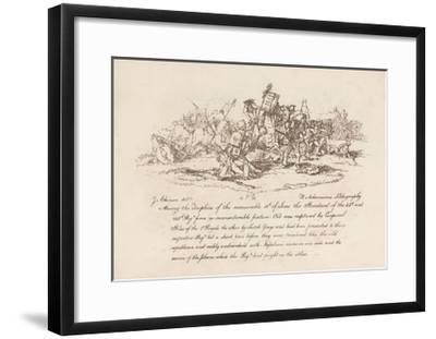 Corporal Stiles of the 1st Royals-John Augustus Atkinson-Framed Giclee Print
