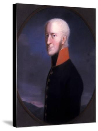 Georg I, Duke of Sachsen-Meinigen, after 1803-Johann Heinrich Schroder-Stretched Canvas Print