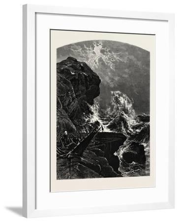 Newport, Rhode Island-John Douglas Woodward-Framed Giclee Print