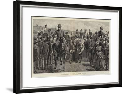 A Popular Winner at the Derby-John Charlton-Framed Giclee Print