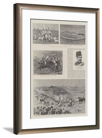 The Soudan Rebellion-John Charlton-Framed Giclee Print