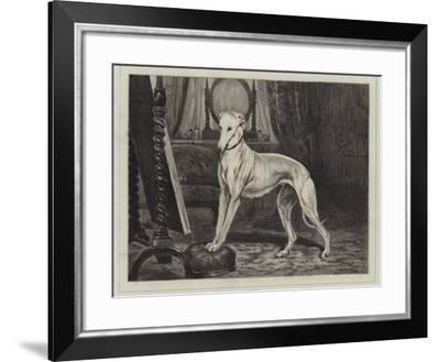 Vanity-John Charlton-Framed Giclee Print