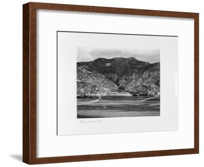 Sera Monastery, Lhasa, Tibet, 1903-04-John Claude White-Framed Giclee Print