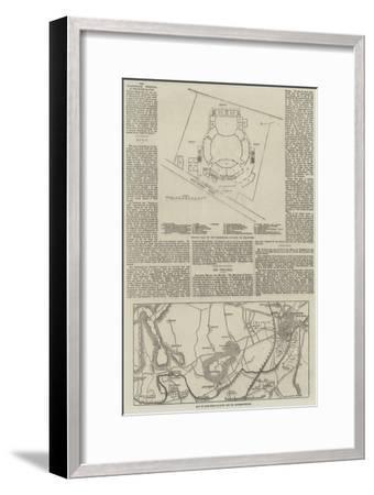 The Shakespeare Festival at Stratford-On-Avon-John Dower-Framed Giclee Print