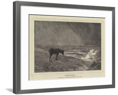 A Great While Ago the World Began, with Hey, Ho, the Wind and the Rain!-John MacWhirter-Framed Giclee Print