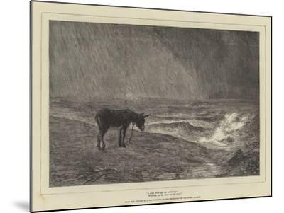A Great While Ago the World Began, with Hey, Ho, the Wind and the Rain!-John MacWhirter-Mounted Giclee Print