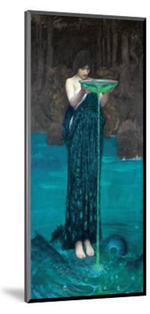Circe Invidiosa, 1892-John William Waterhouse-Mounted Giclee Print