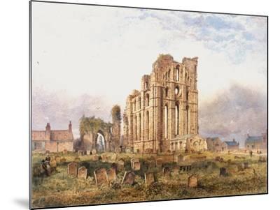 Tynemouth Priory, East End, 1878-John Storey-Mounted Giclee Print