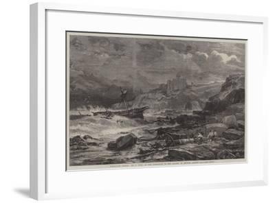Tantallon Castle-John Syer-Framed Giclee Print