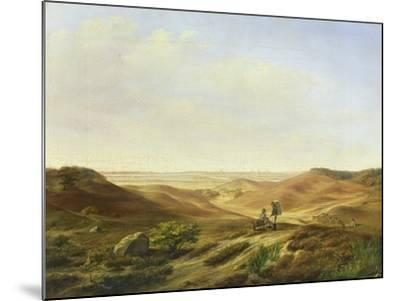 Landscape, 1835-John Wilhelm David Bantelmann-Mounted Giclee Print