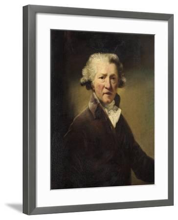 Sir Joshua Reynolds-John Jackson-Framed Giclee Print
